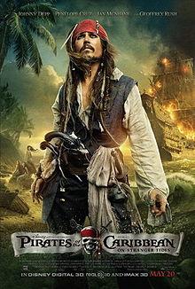 I pirati dei caraibi – oltre i confini del mare